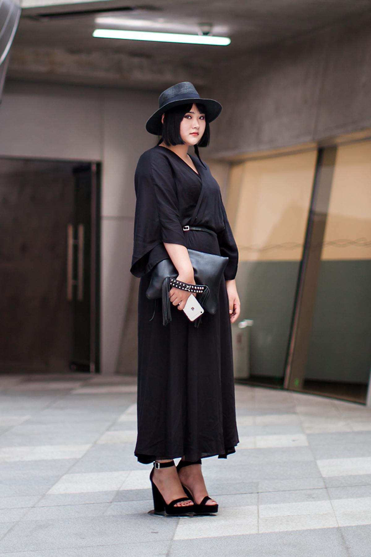 On the street… Jung Yejin Seoul fashion week 2016 SS