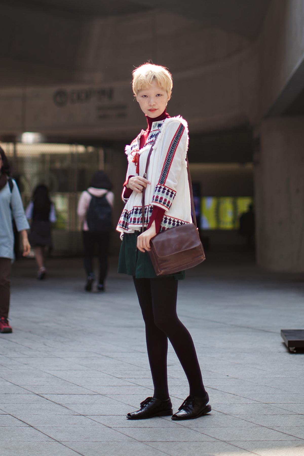 On the street… Ranma Seoul fashion week 2016 SS