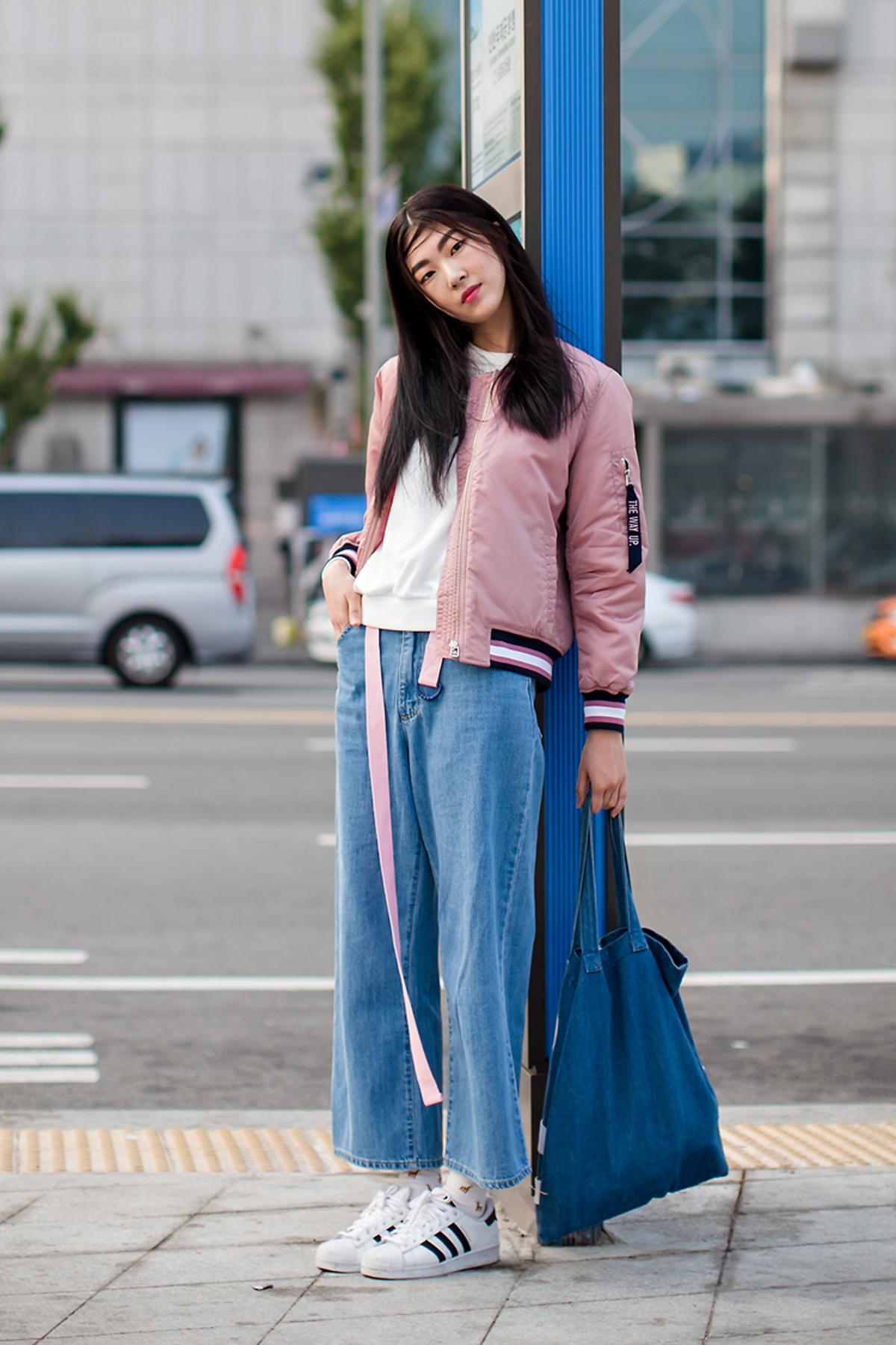 On the street… Seo Yumi Seoul fashion week 2016 SS