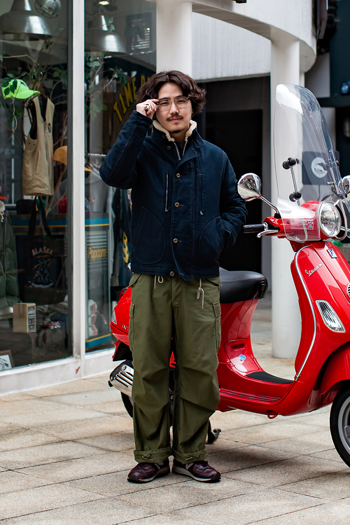 On the street… Cho Chanwoong Busan.jpg