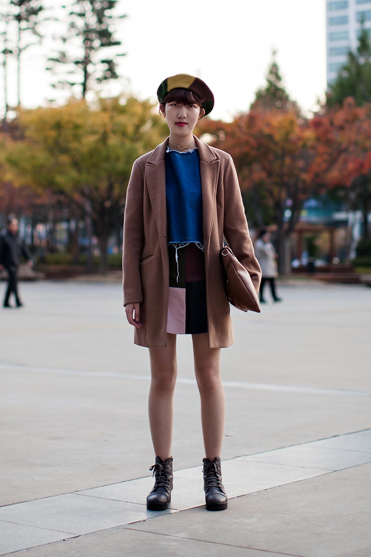 On the street… Ha Hyeju Busan
