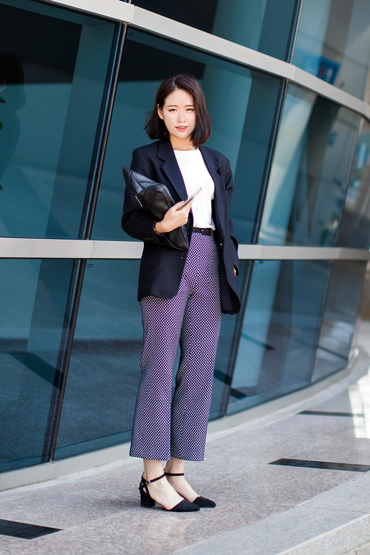 On the street… Im Yuyeon Busan