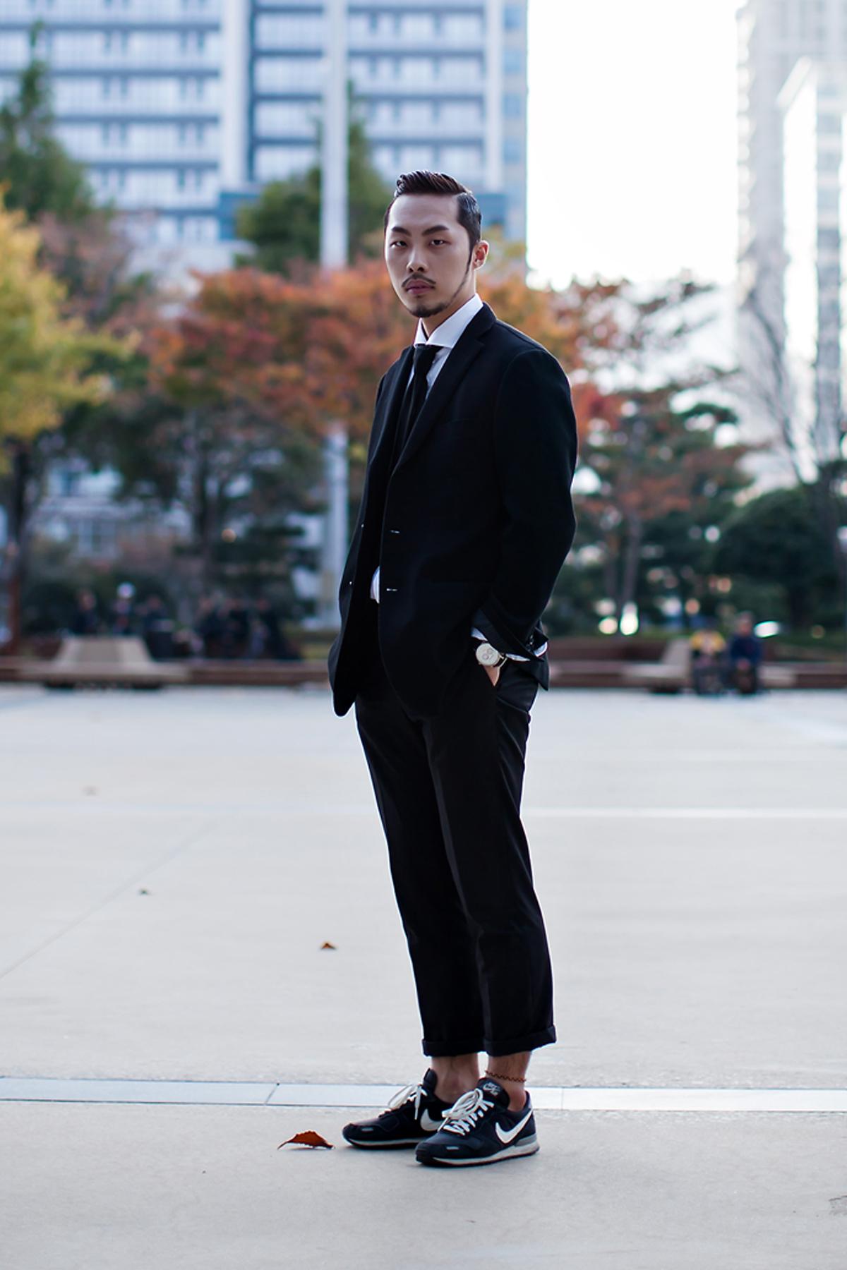 On the street… Jang Wonjae Busan