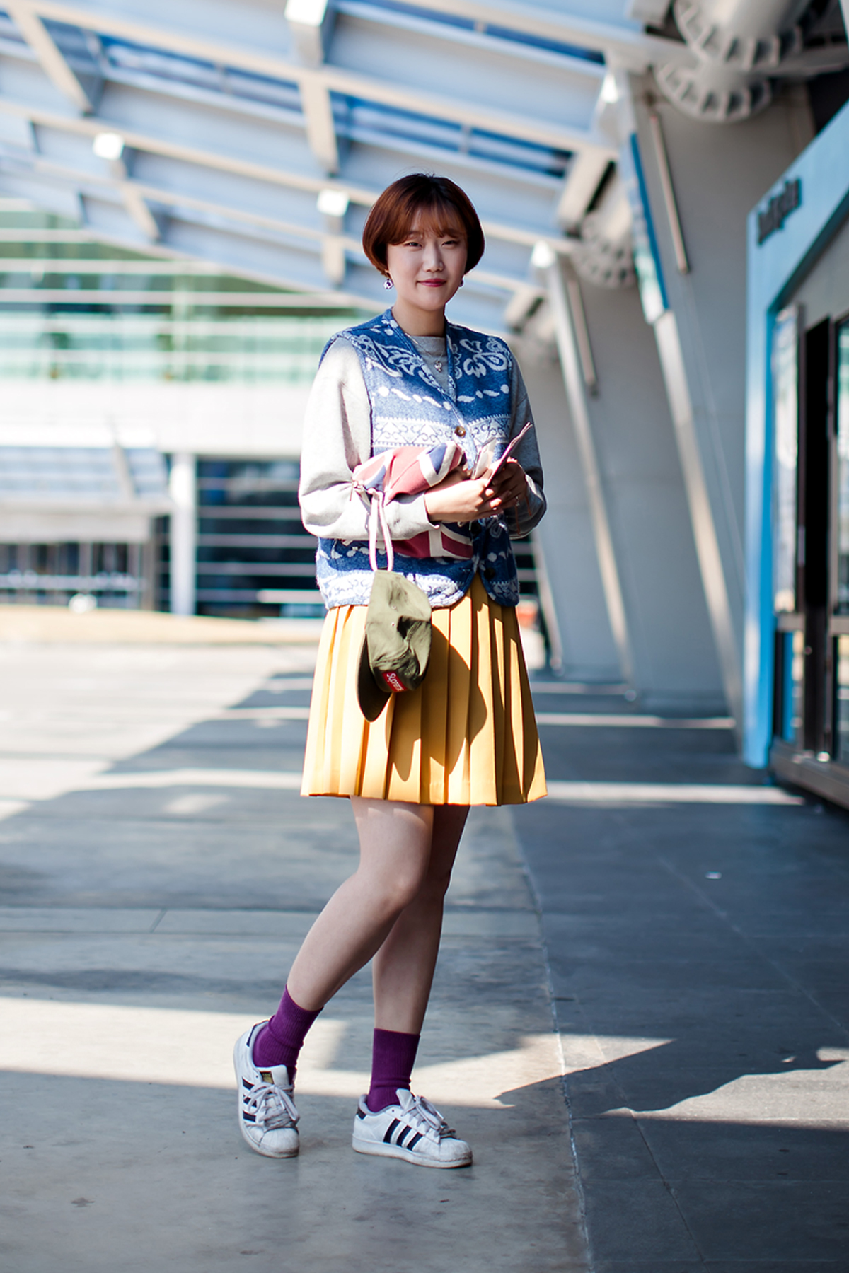 On the street… Kim Haeri Busan