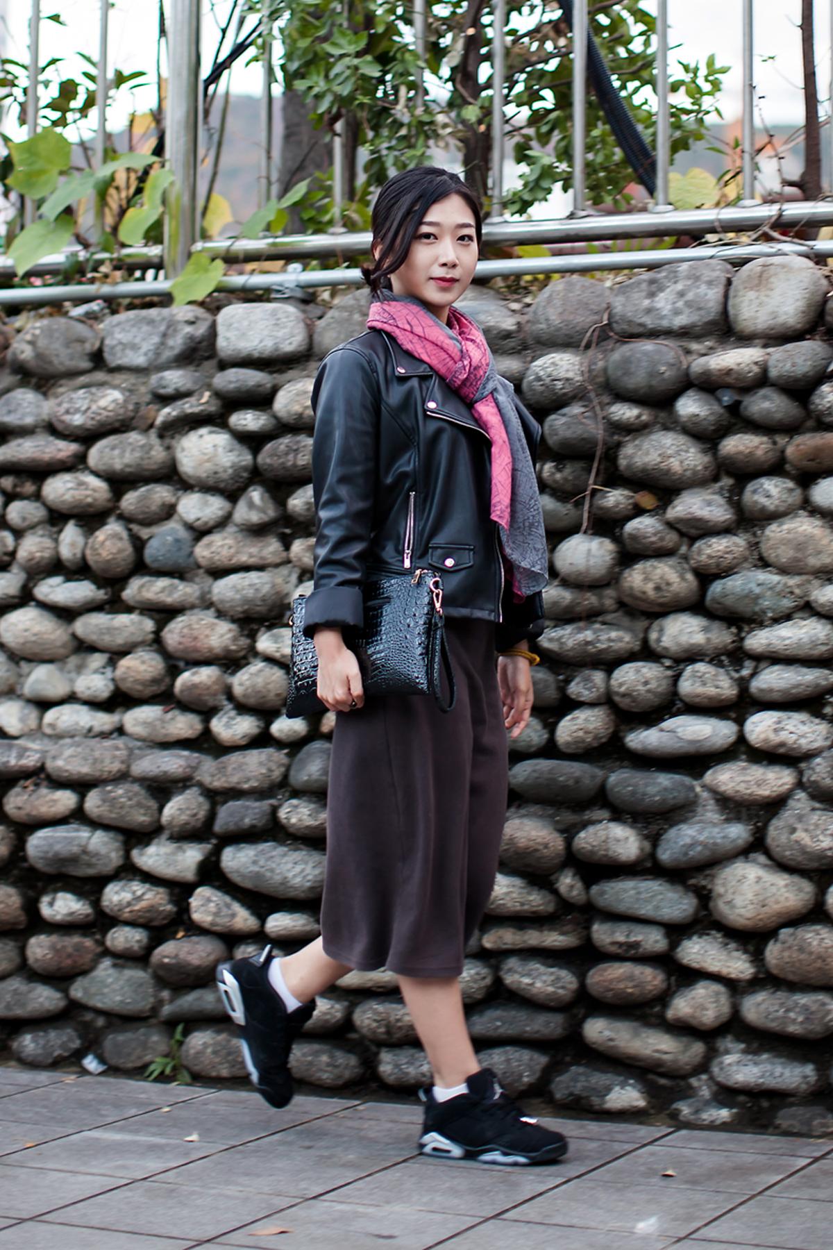 On the street… Kim Minju Busan
