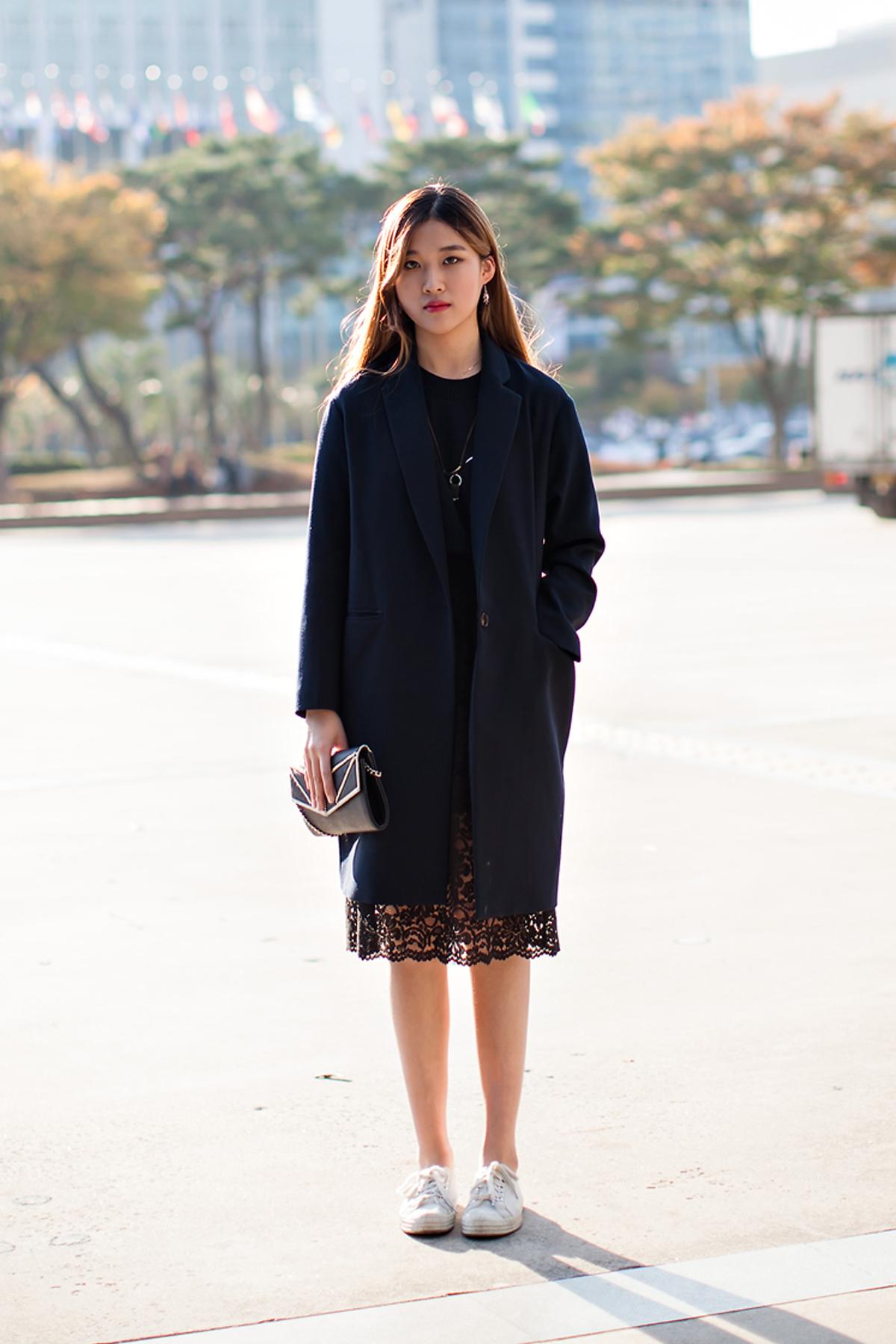 On the street… Kim Seoyoung Busan