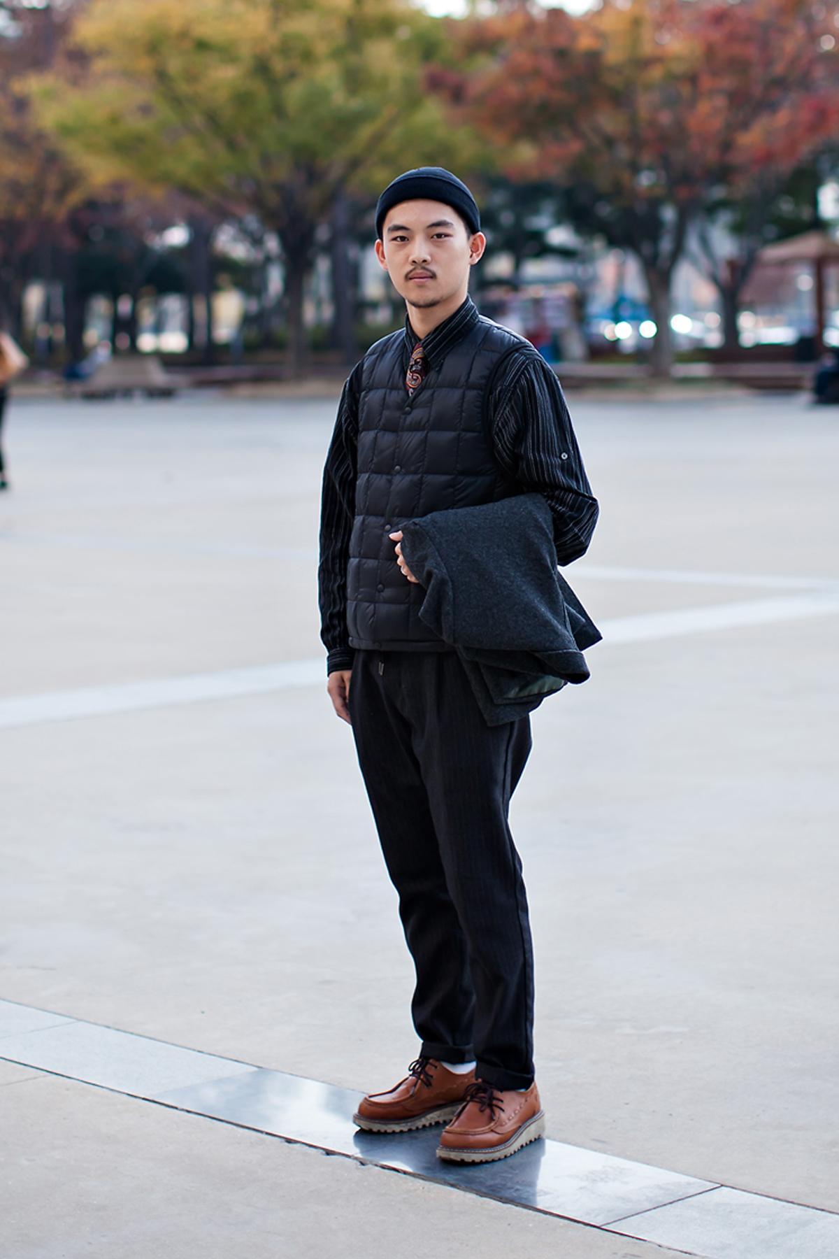 On the street… Kwak Kyungmoon Busan