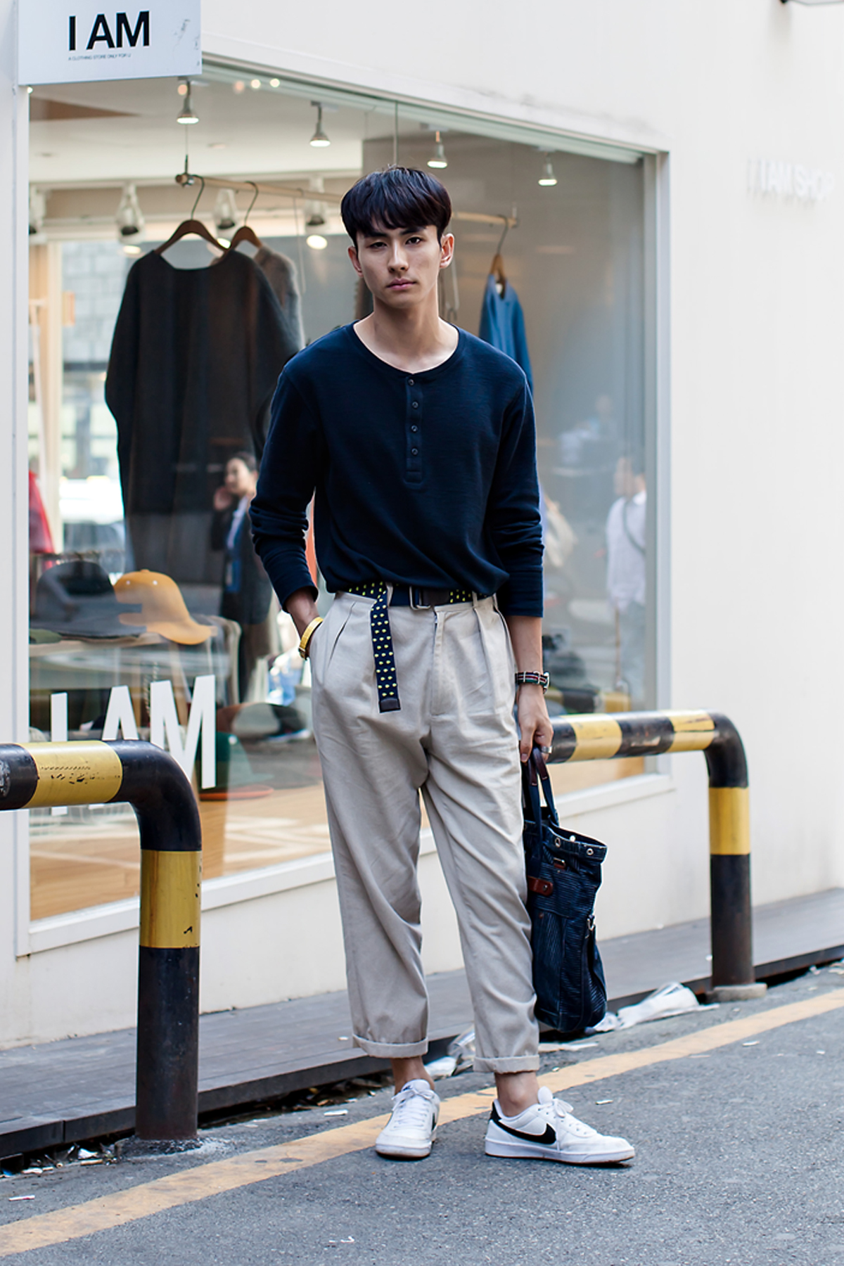 On the street… Kwon Okyung Busan