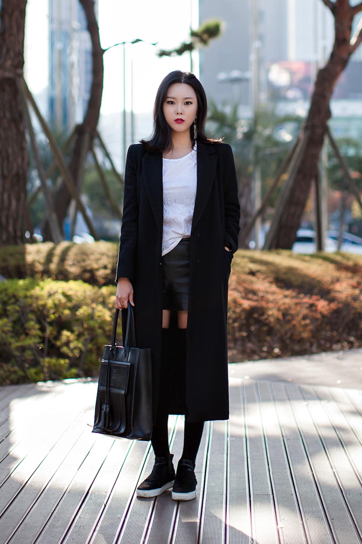 On the street… Lee Dahye Busan