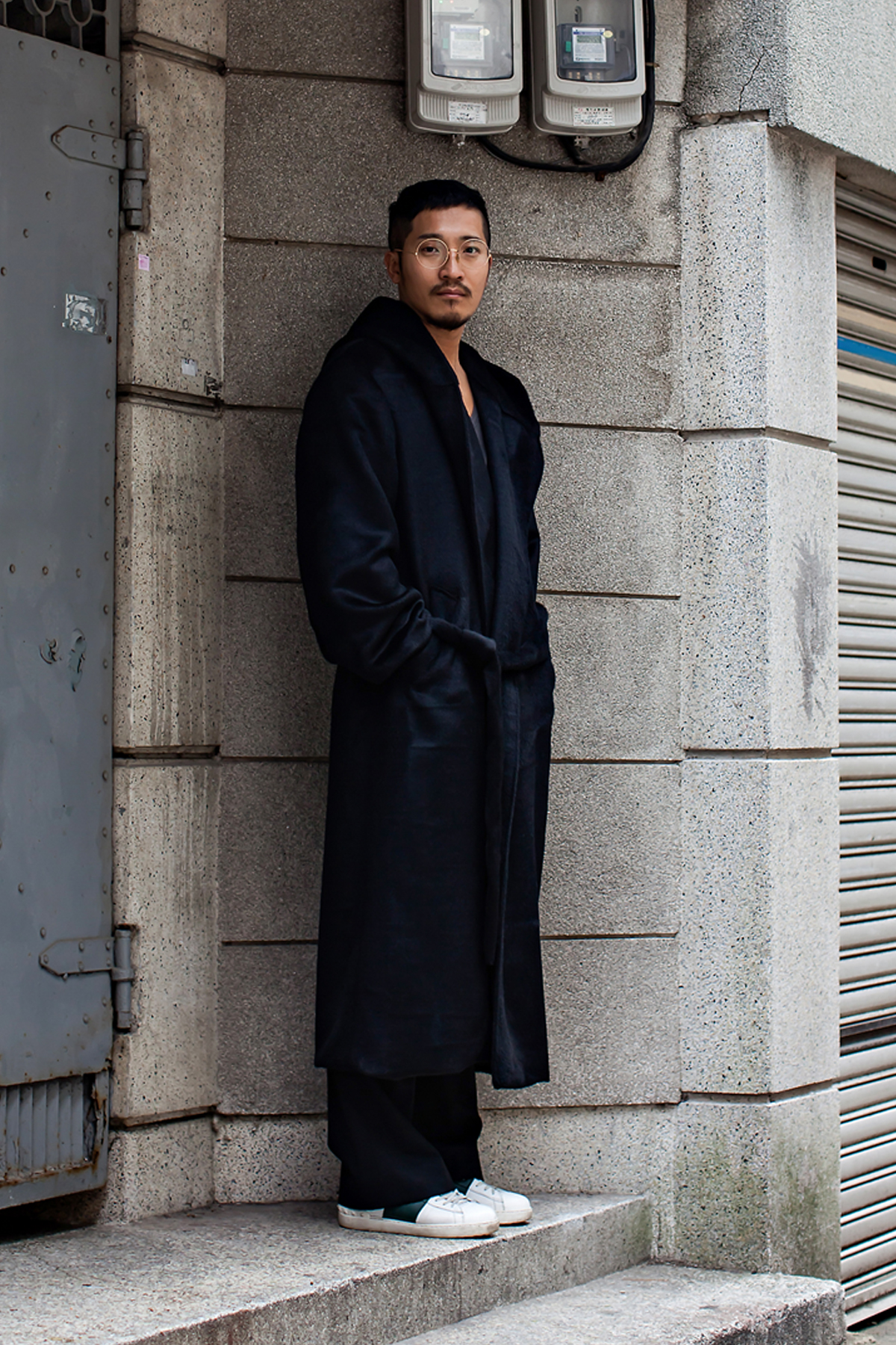 On the street… Park Dongil Busan.jpg
