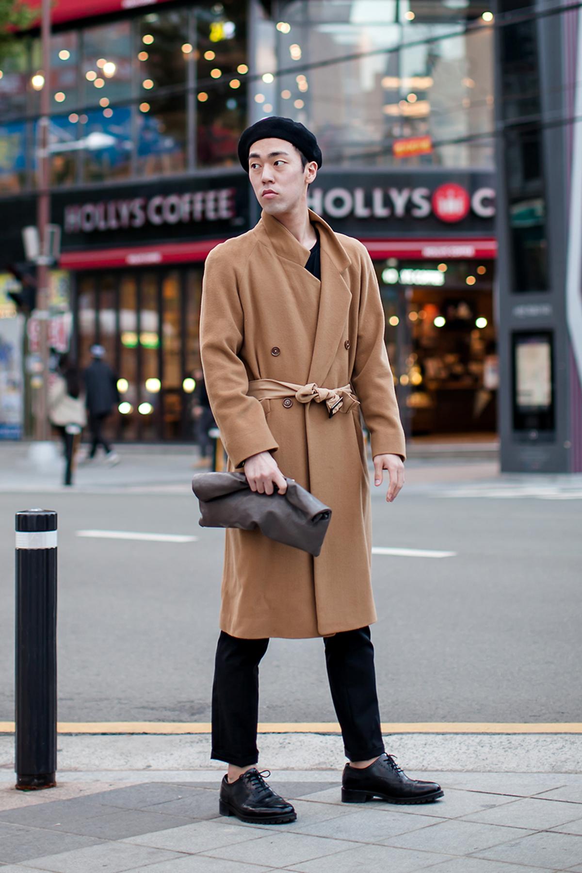 On the street… Seo Sangwon Busan