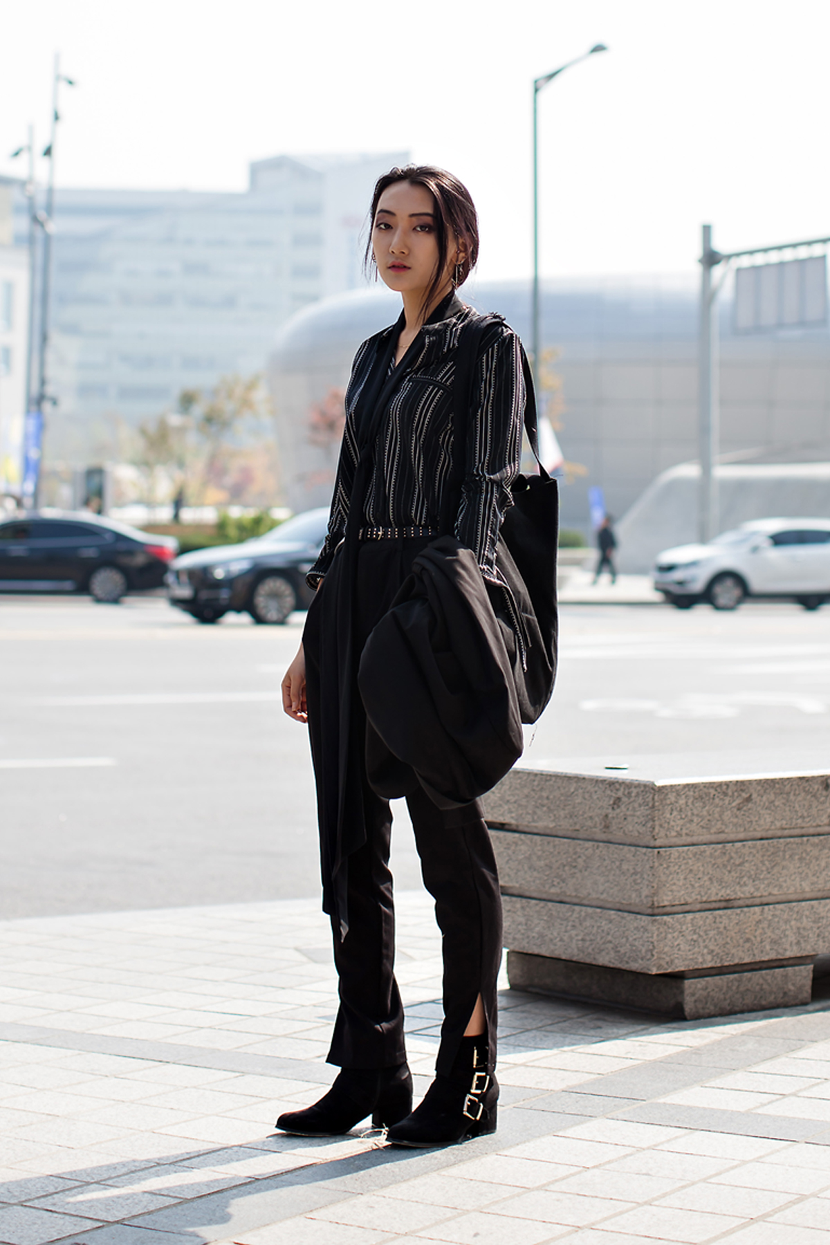 On the street… Seoul fashion week 2016 SS