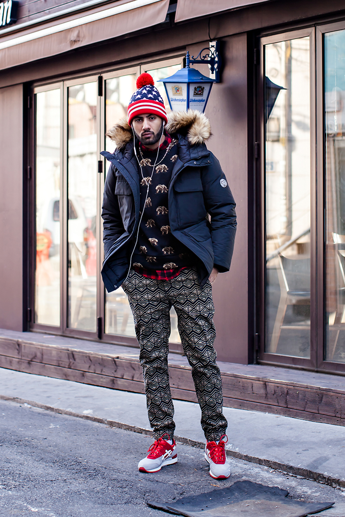 On the street… Jac Seoul
