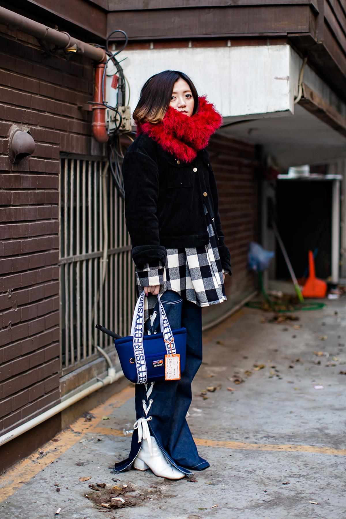 On the street… Emiko Tomioka Seoul.jpg