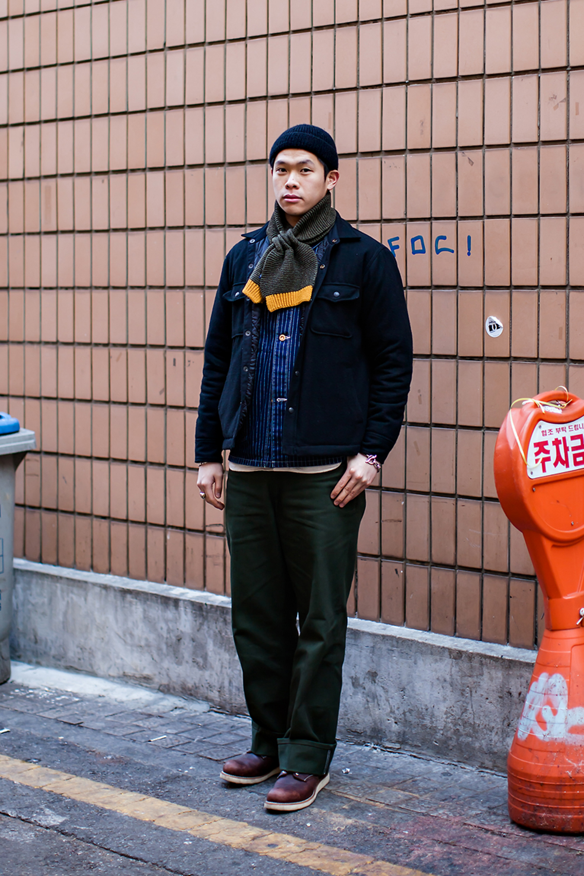 On the street… Im Donghee Seoul.jpg