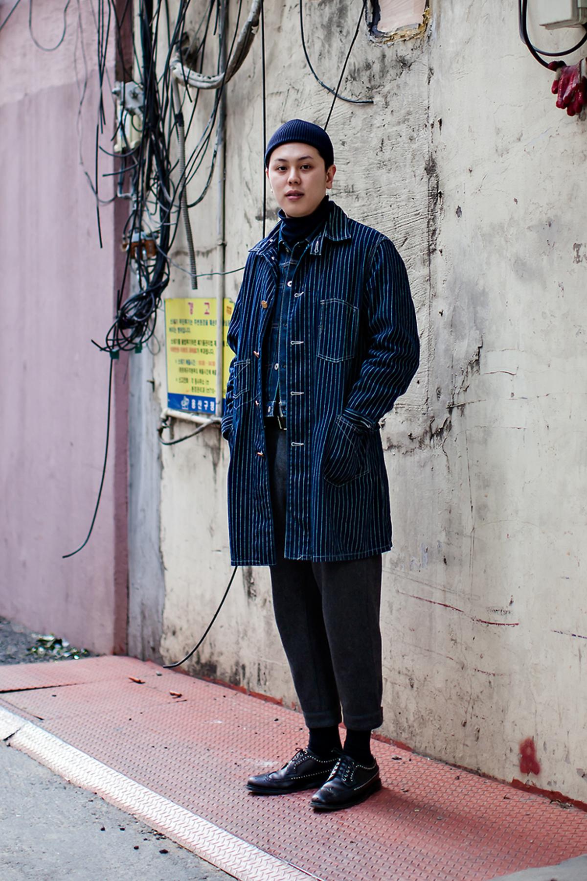On the street… Jung Soogil Seoul.jpg