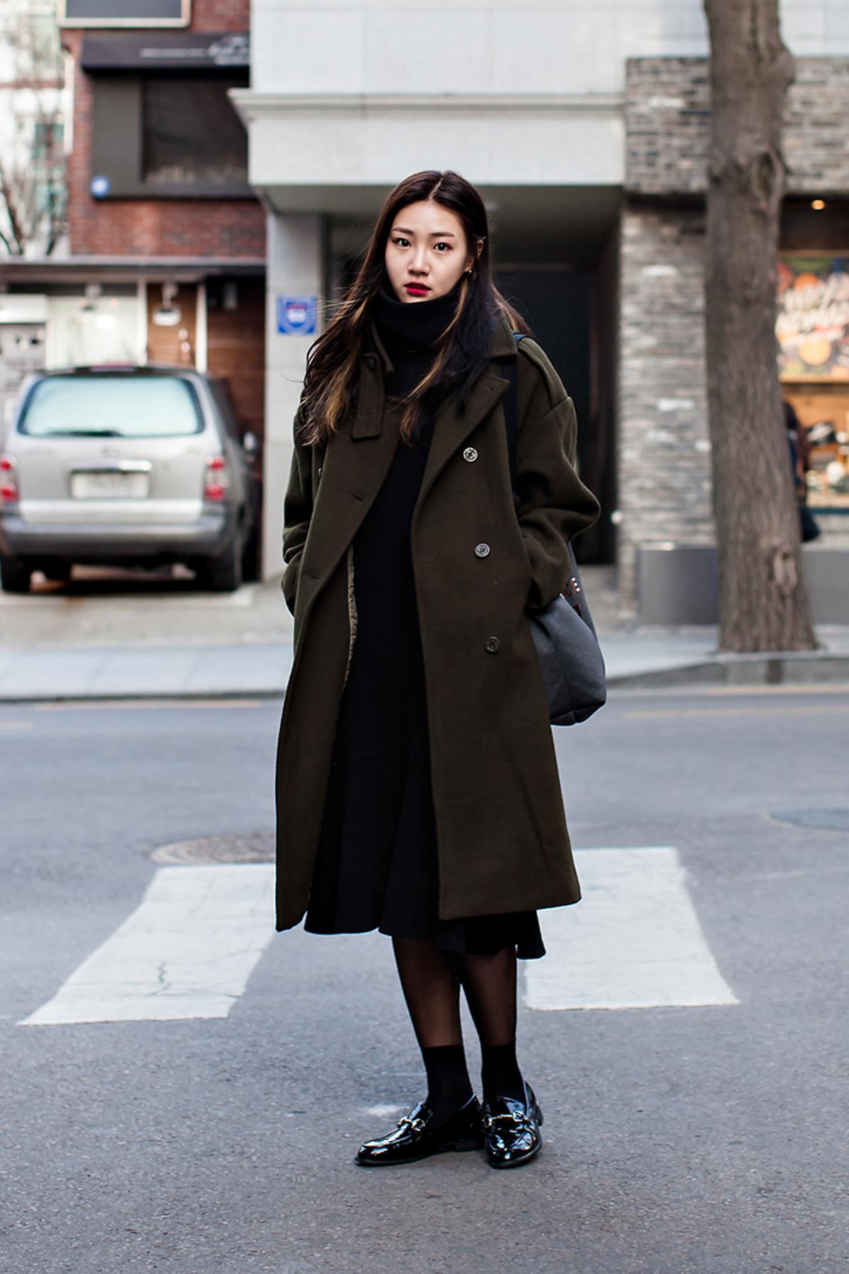 On the street… Son Yumi Seoul.jpg