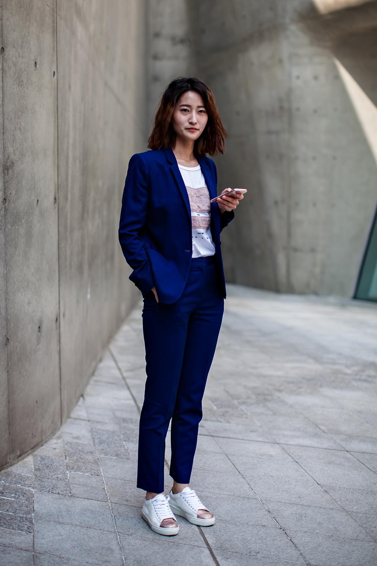 Jang Yujin,SEOUL FASHION WEEK 2016 F:W