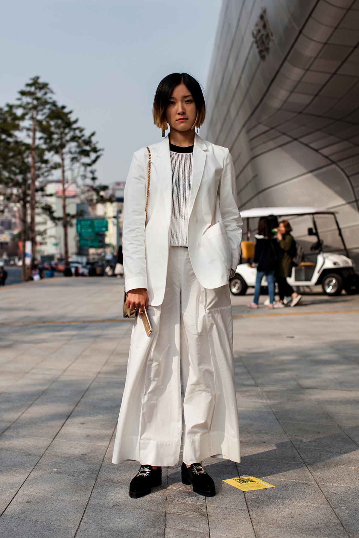 Kim Myungjin, SEOUL FASHION WEEK 2016 F:W