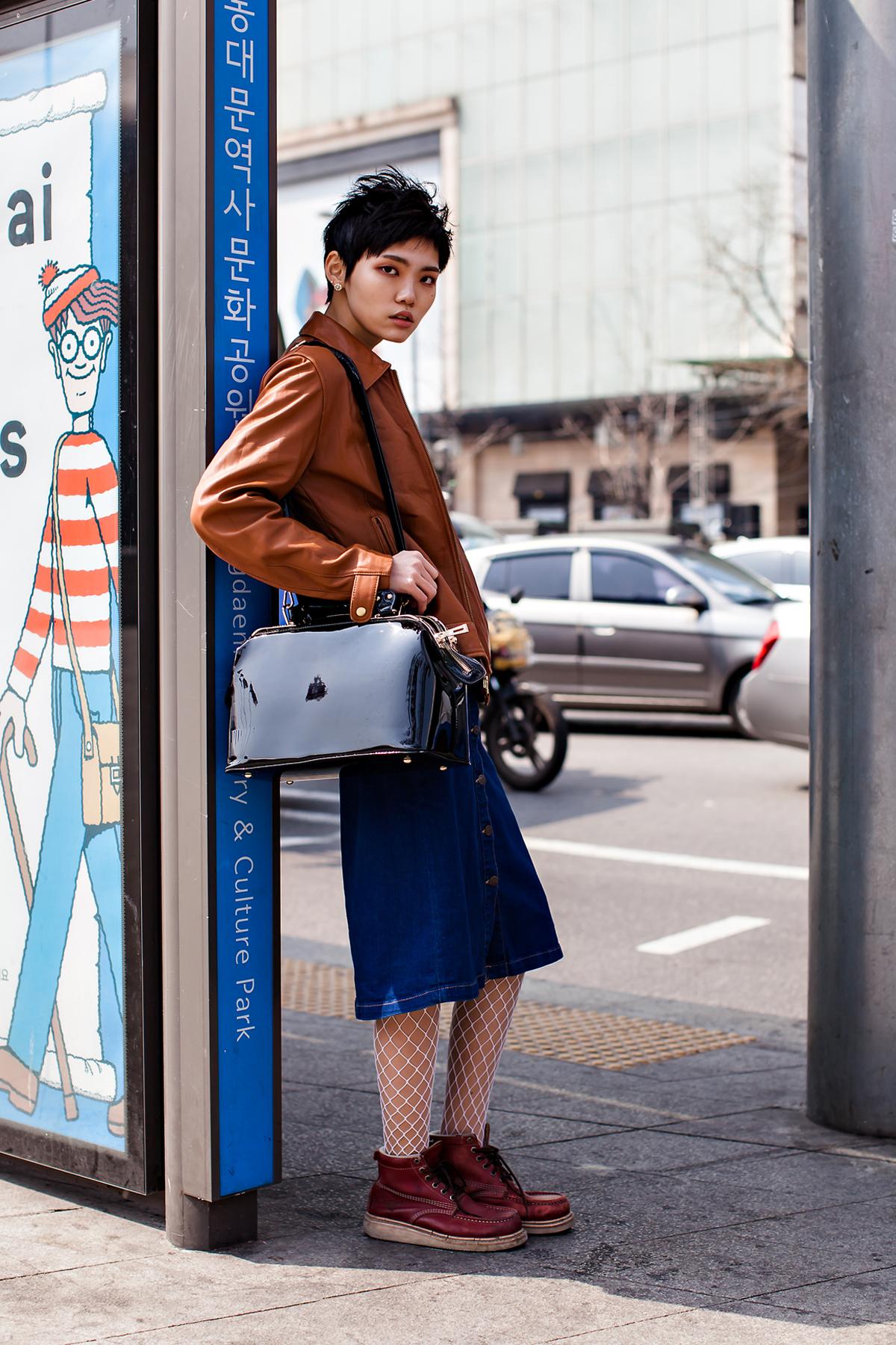 Kim Sangin,SEOUL FASHION WEEK 2016 F:W