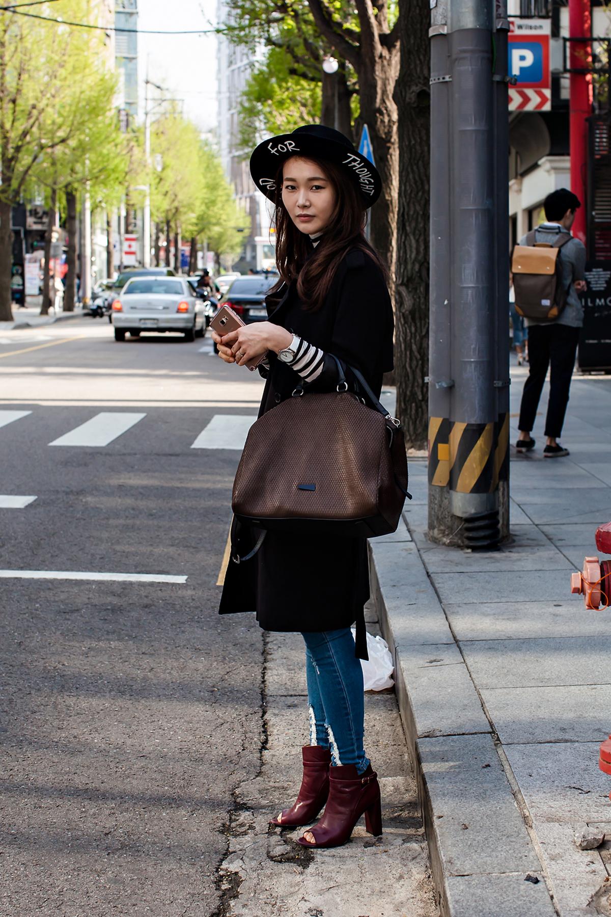 Shin Yejin, Seoul