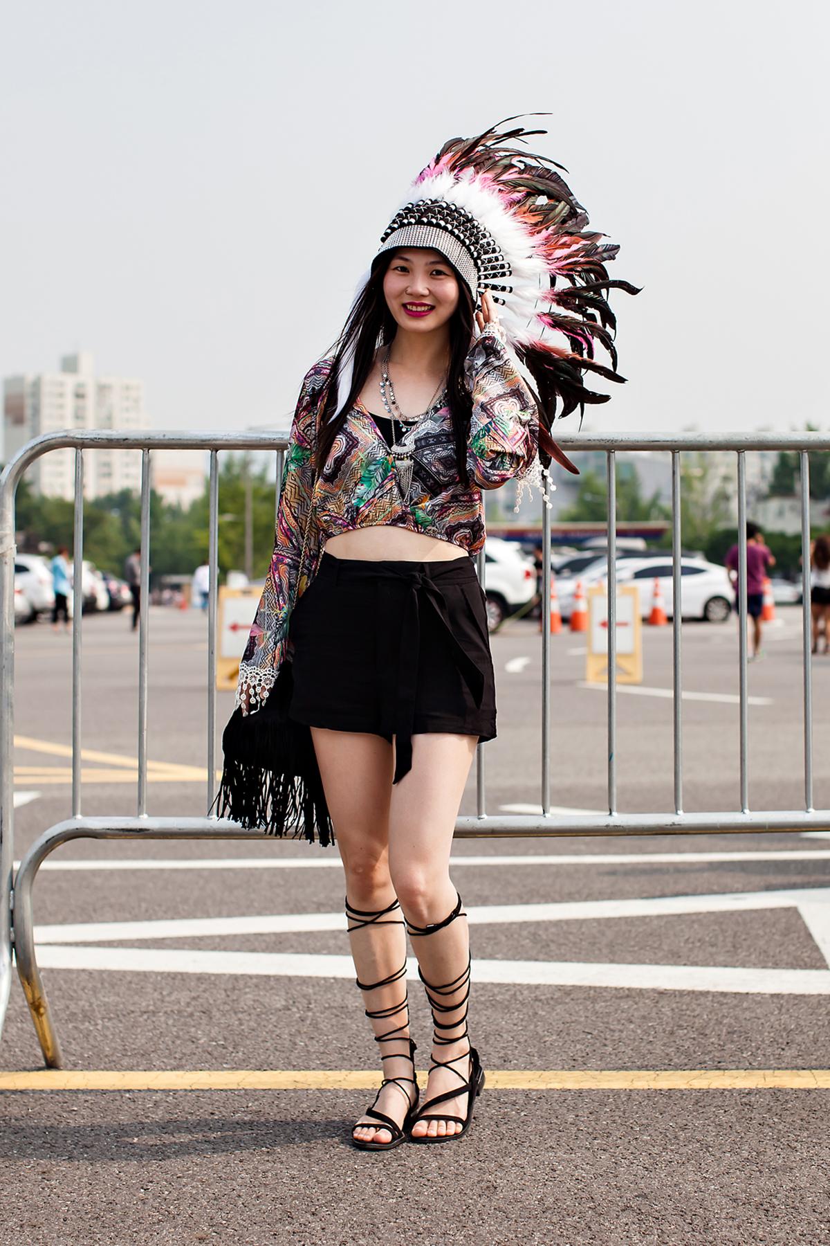 Giselli, ULTRA MUSIC FESTIVAL KOREA 2016