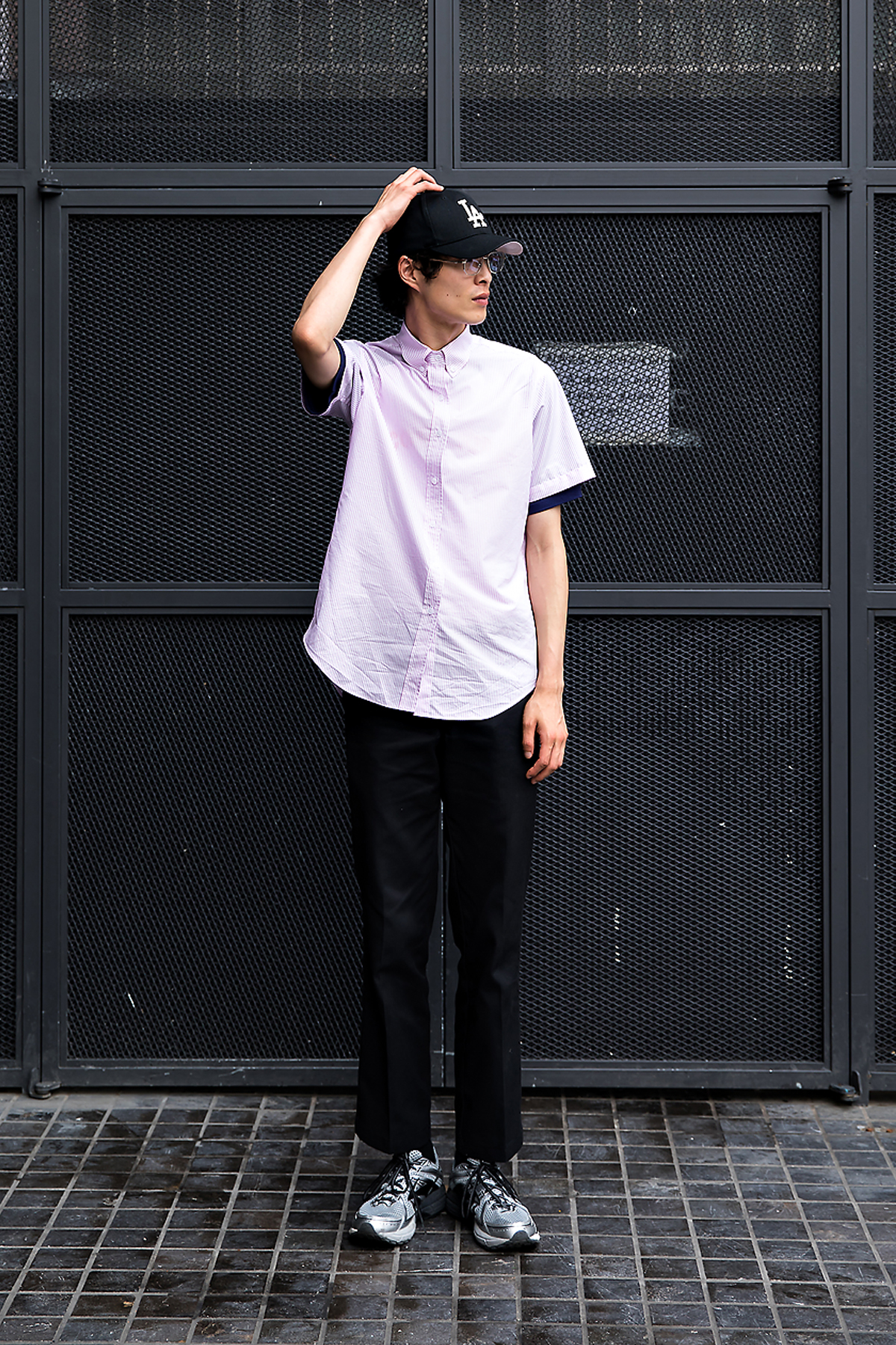 Park Kyungjin, Street Fashion 2017 in Seoul.jpg