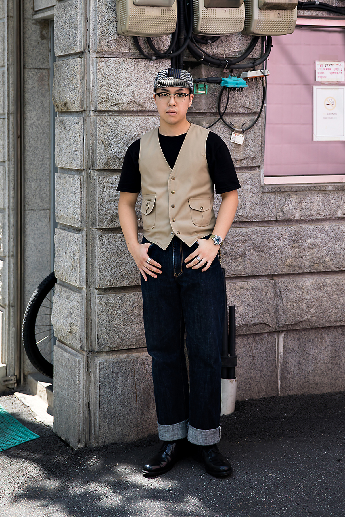 Oh Jinhyub, Street Fashion 2017 in Seoul.jpg