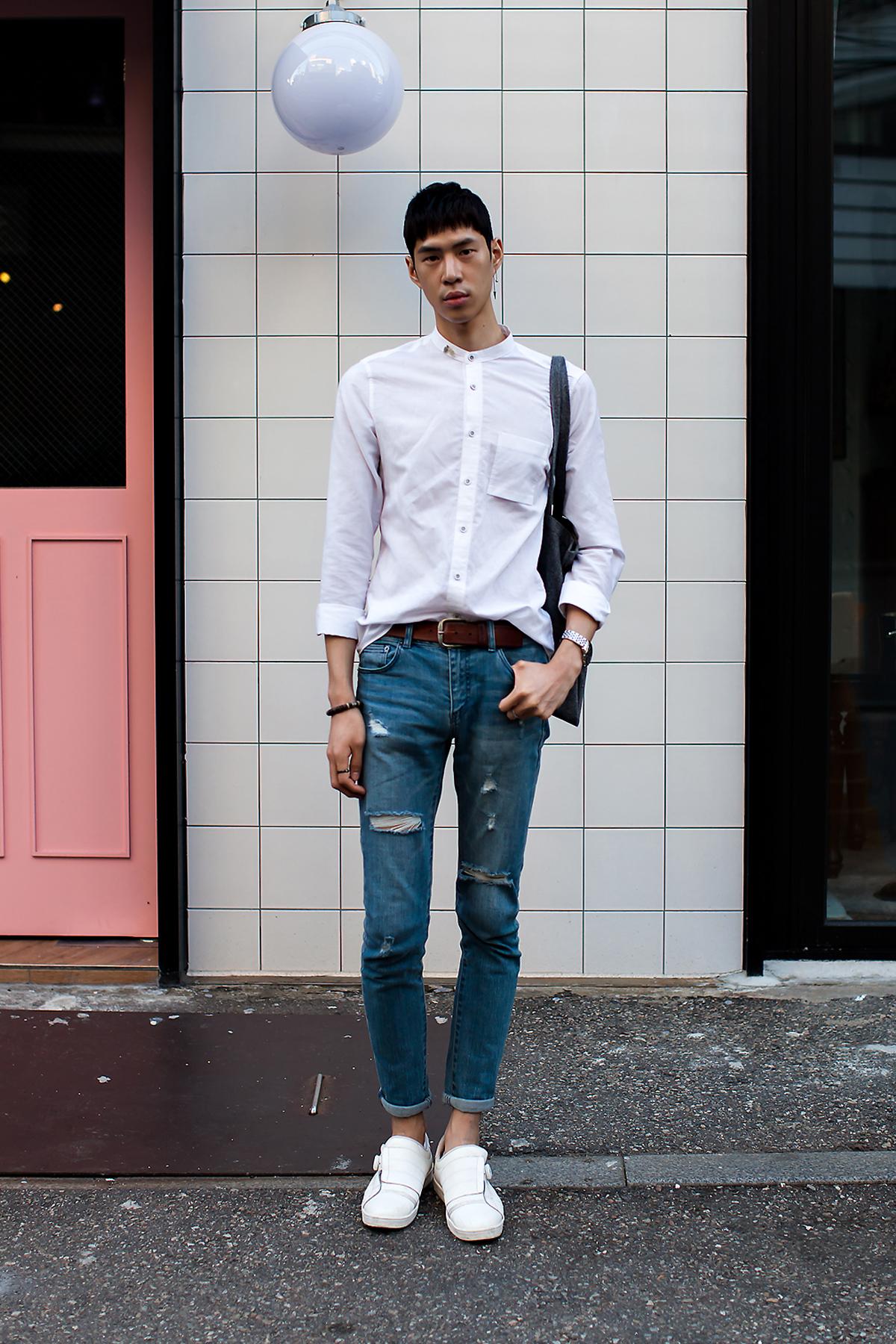 Han Youngjin, Street Fashion 2017 in Seoul.jpg