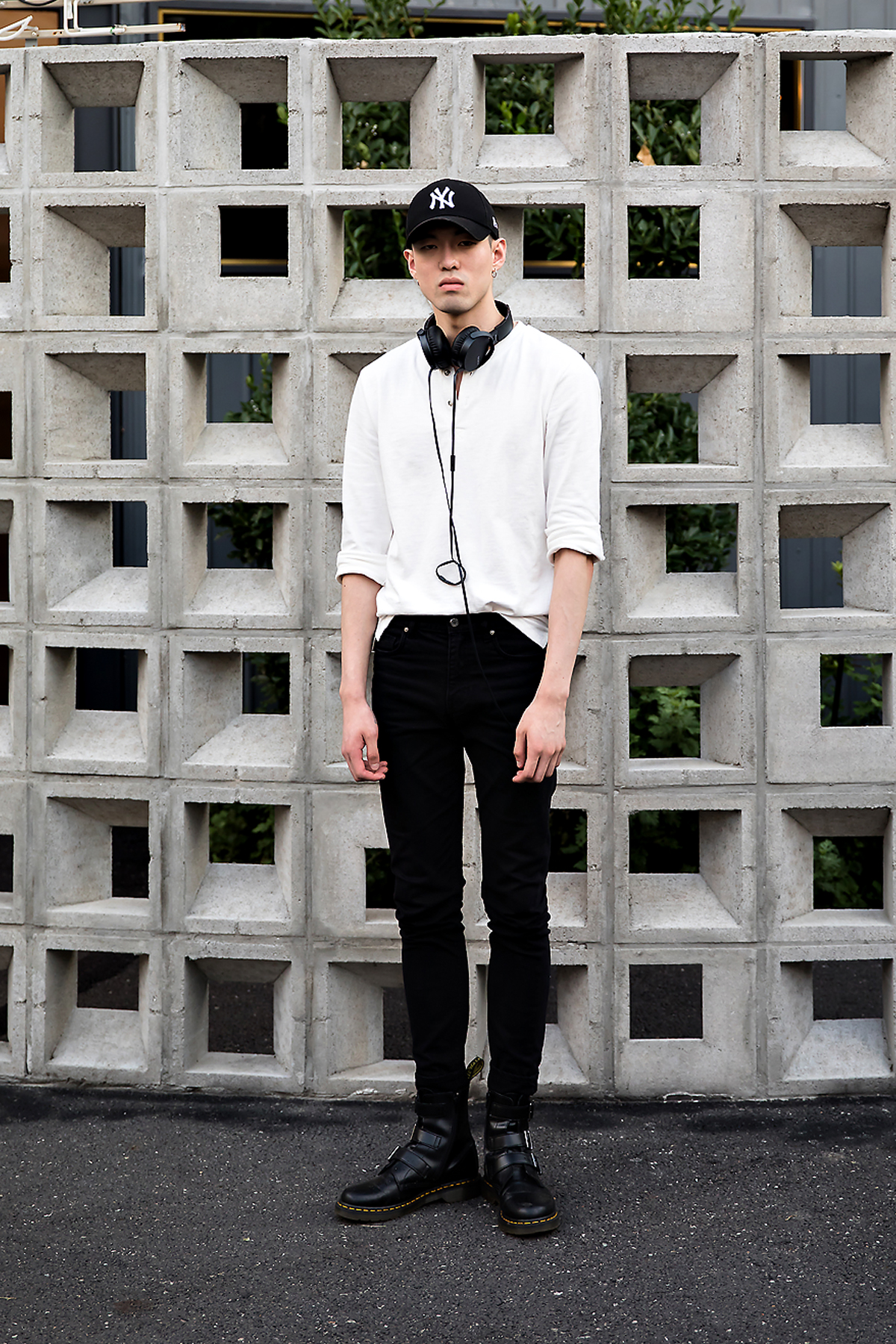 Kim Chanil, Street Fashion 2017 in Seoul.jpg