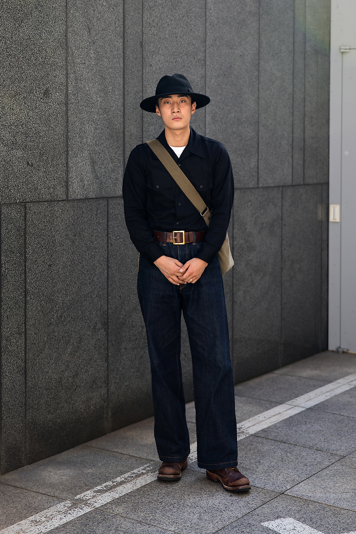 Kim Doum, Street Fashion 2017 in Seoul.jpg