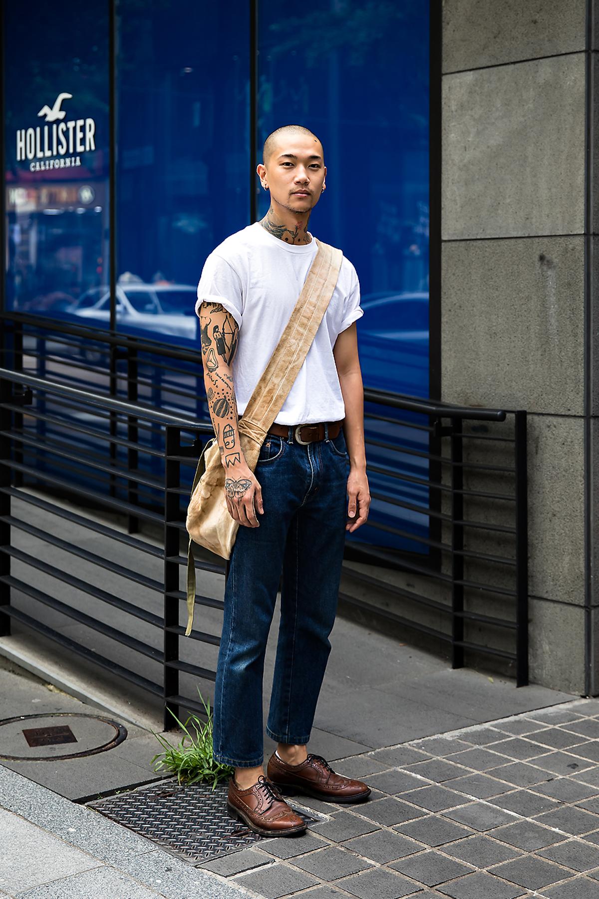 Kim Jin, Street Fashion 2017 in Seoul.jpg