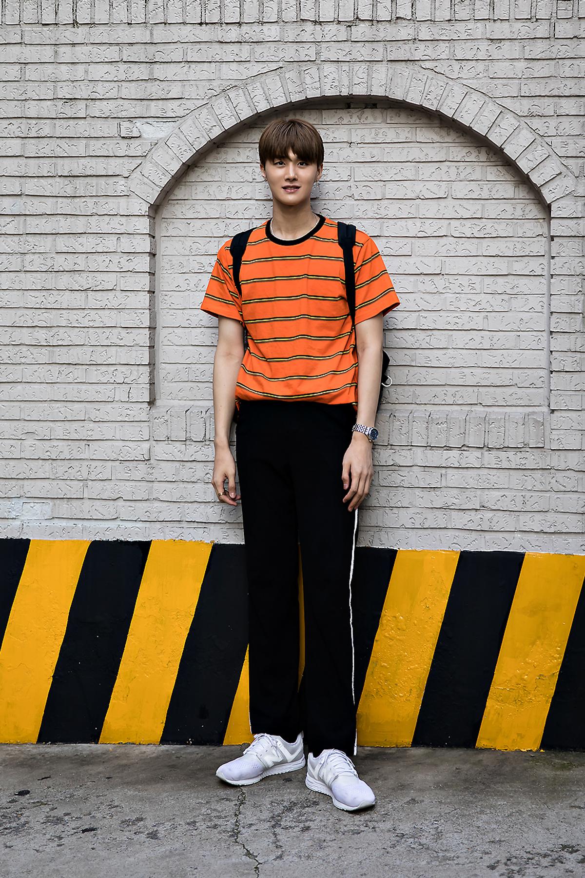 Shin Jaehyuk, Street Fashion 2017 in Seoul.jpg