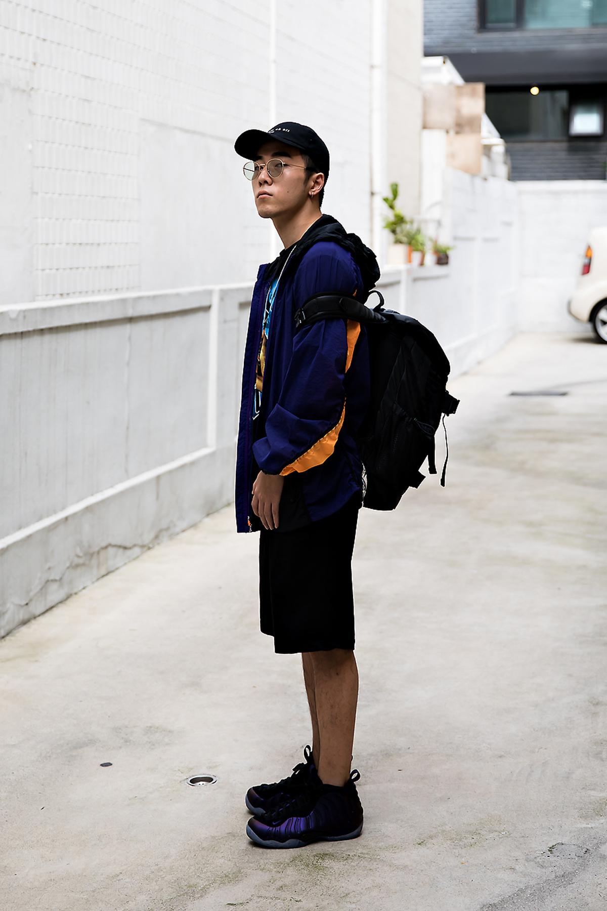 Ule Cheng, Street Fashion 2017 in Seoul