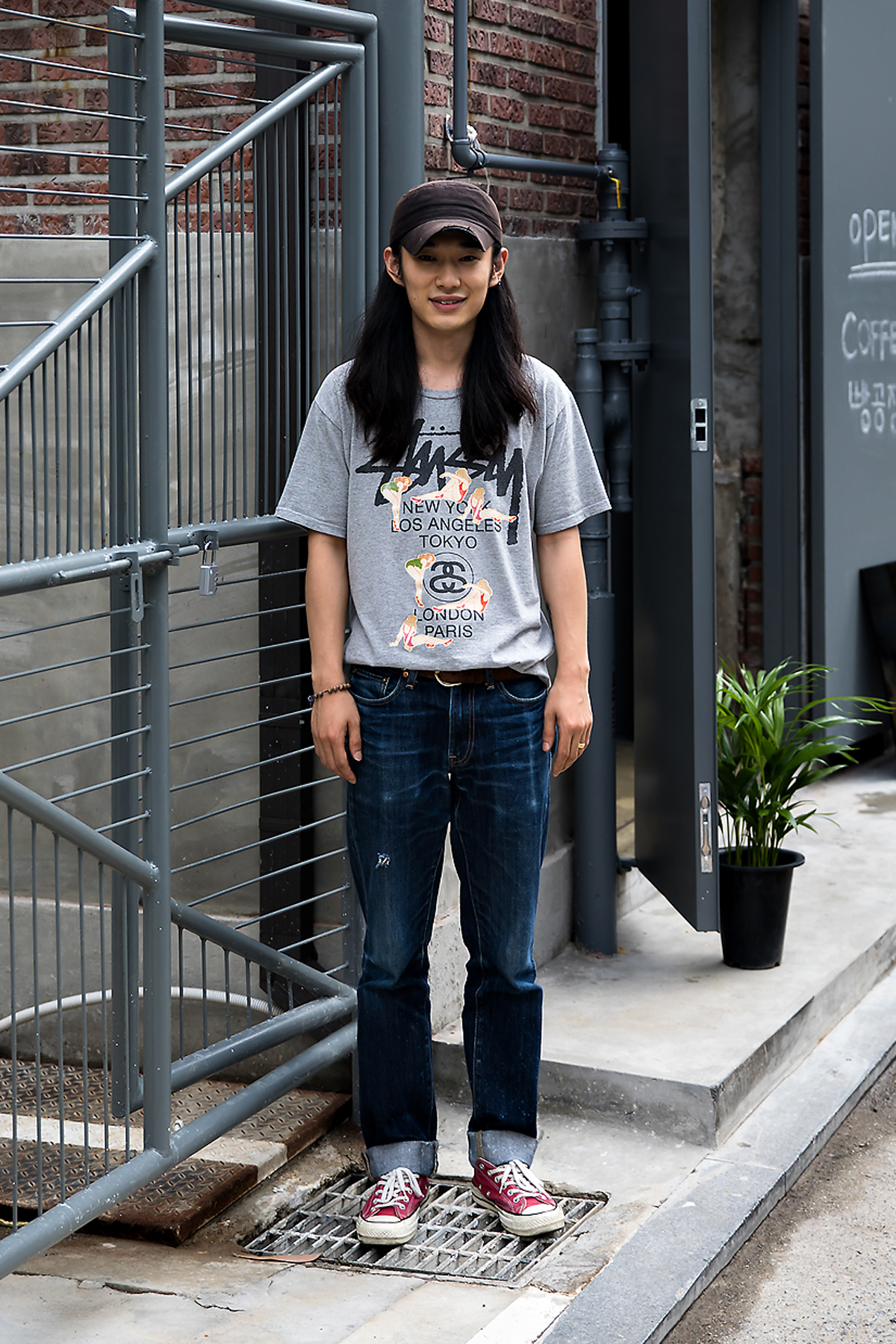 Yoo Jaehyung, Street Fashion 2017 in Seoul.jpg