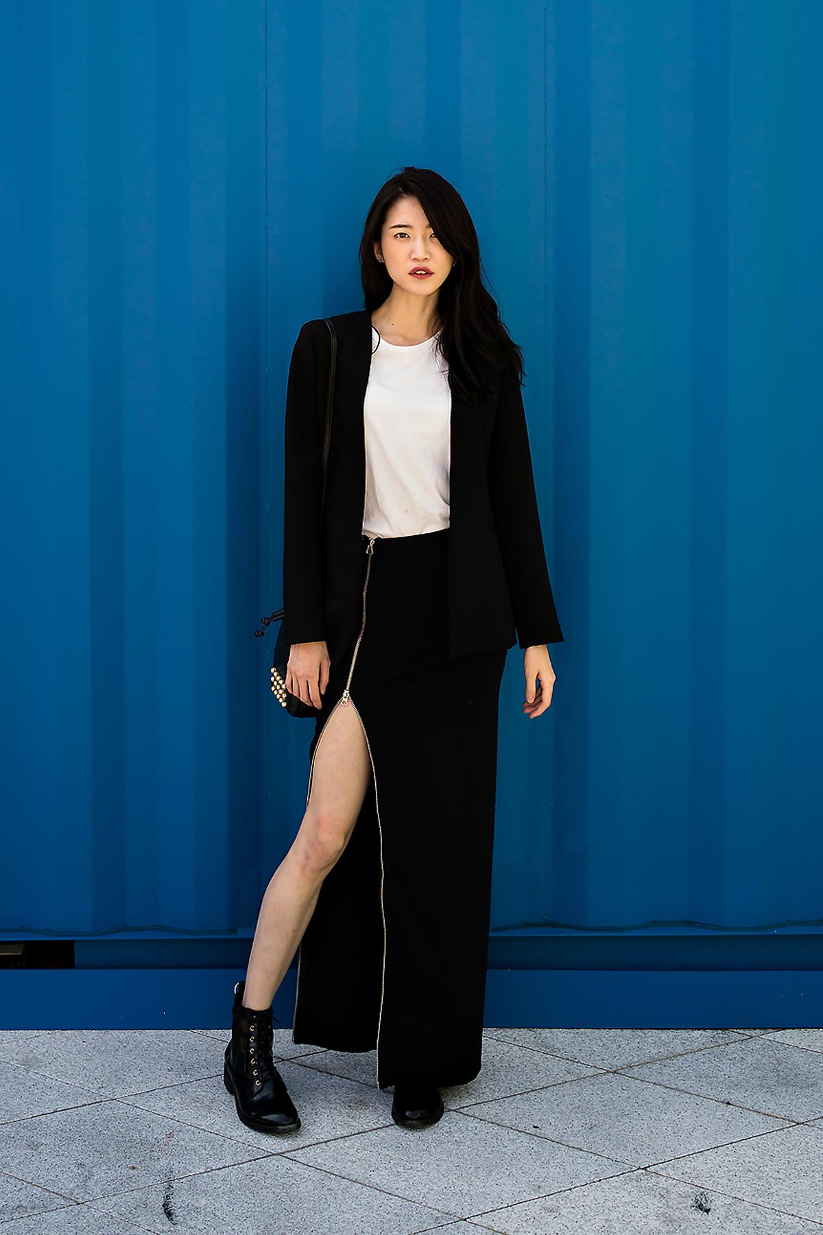 Lee Songyi, SEOUL FASHION WEEK 2018SS