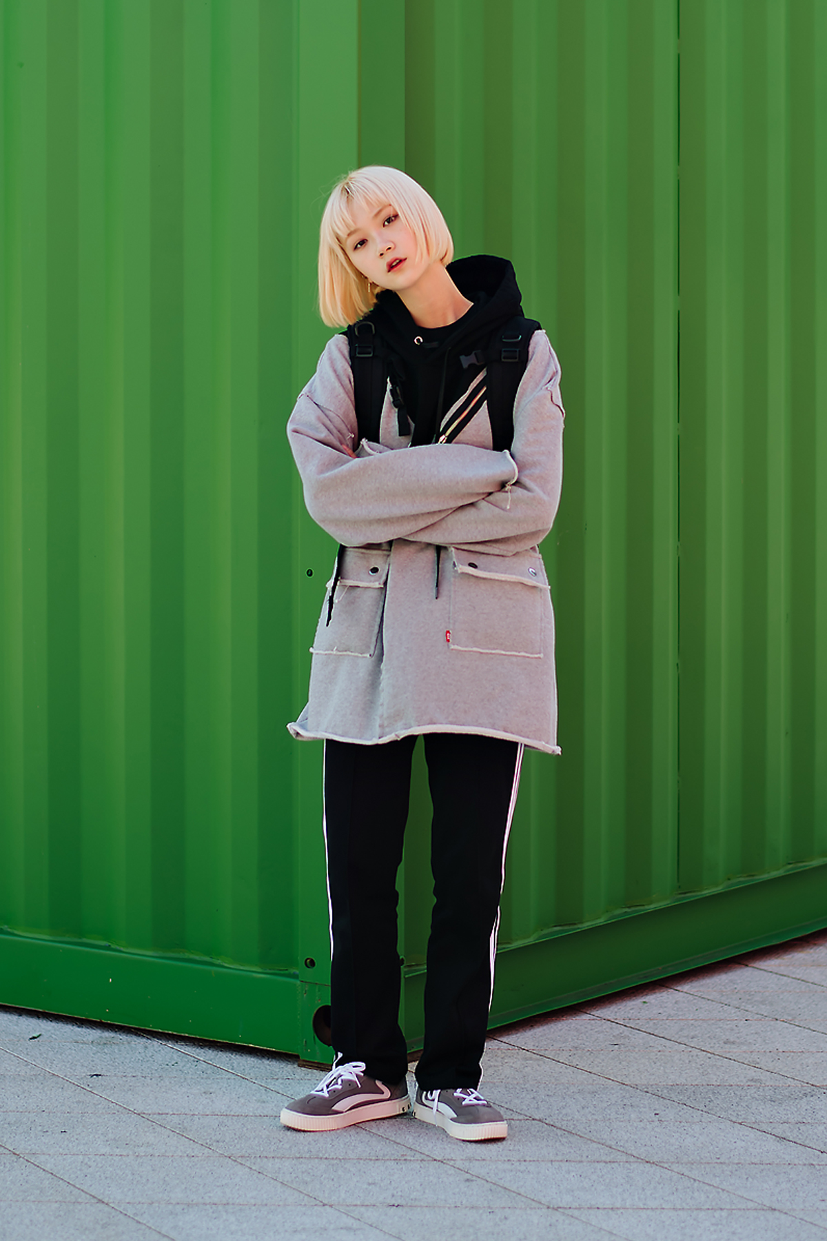 Yoo Chaerim, SEOUL FASHION WEEK 2018SS.jpg
