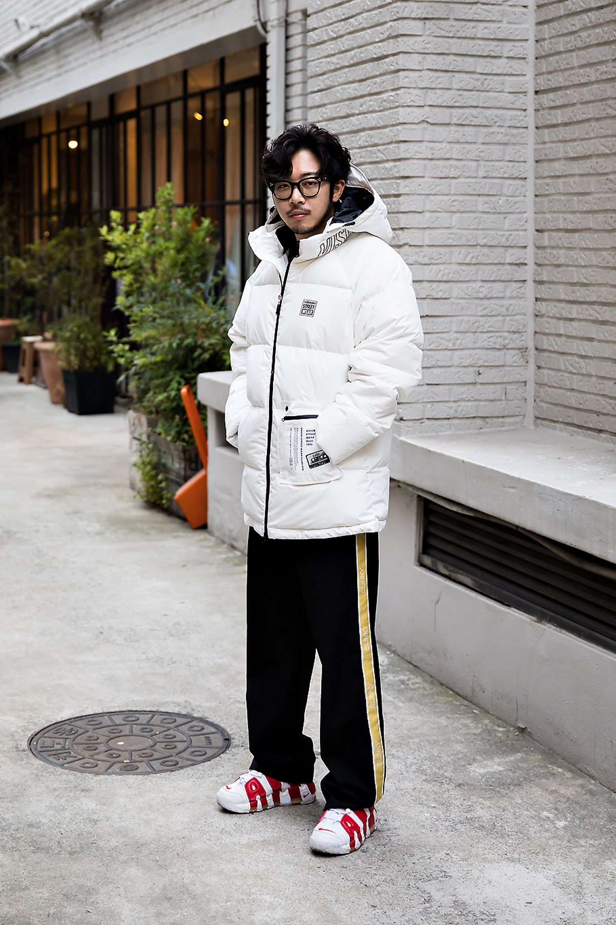 Cho Sungjun, Street style men fall 2017 in seoul