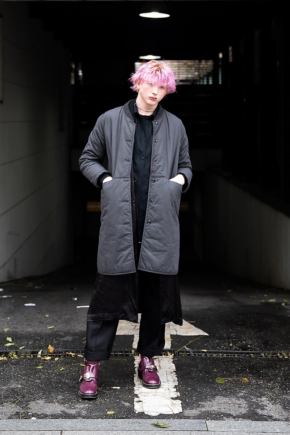 Easton payne, Street style men winter 2017 inseoul