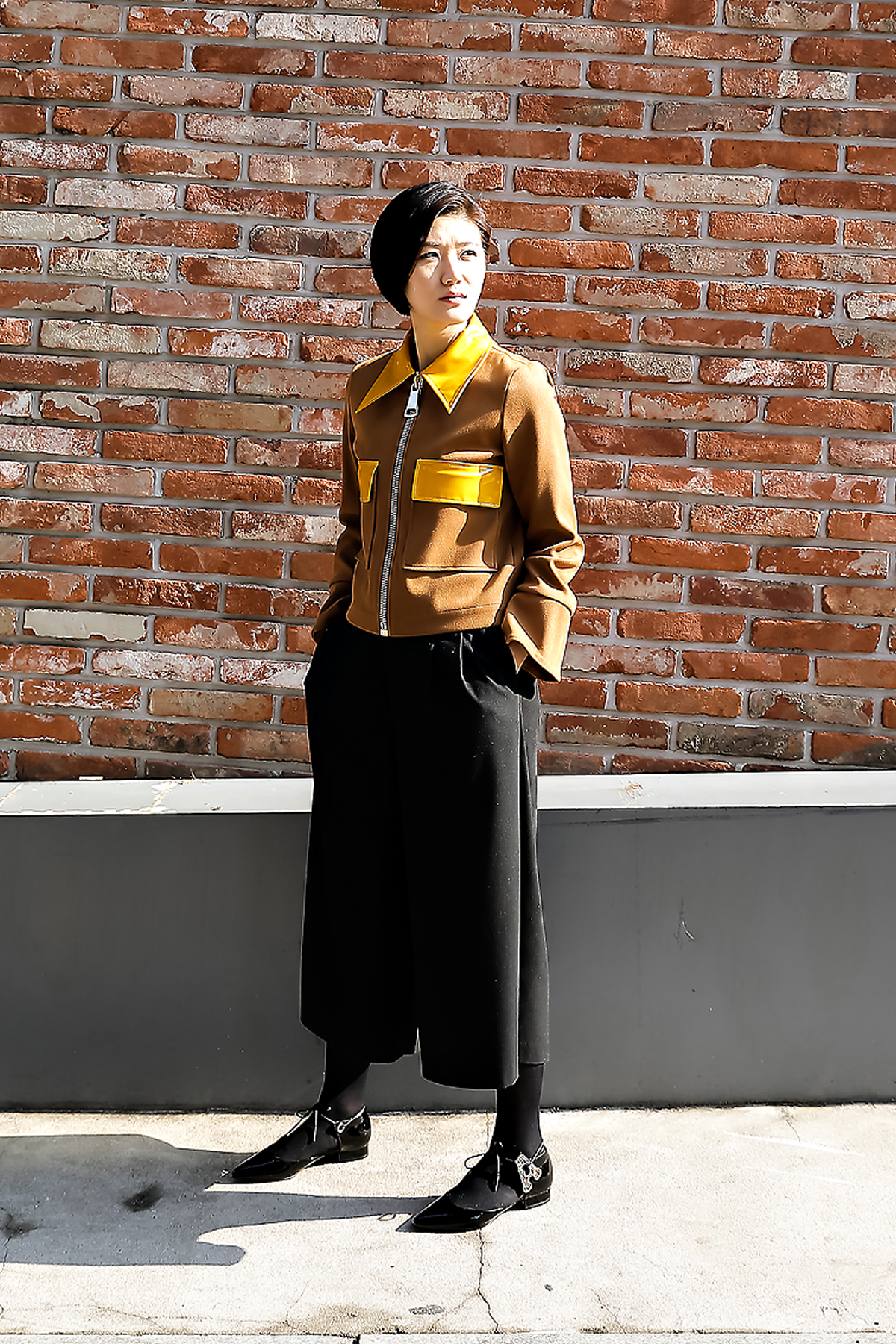 Ha Minkyung, Street style women winter 2017 inseoul
