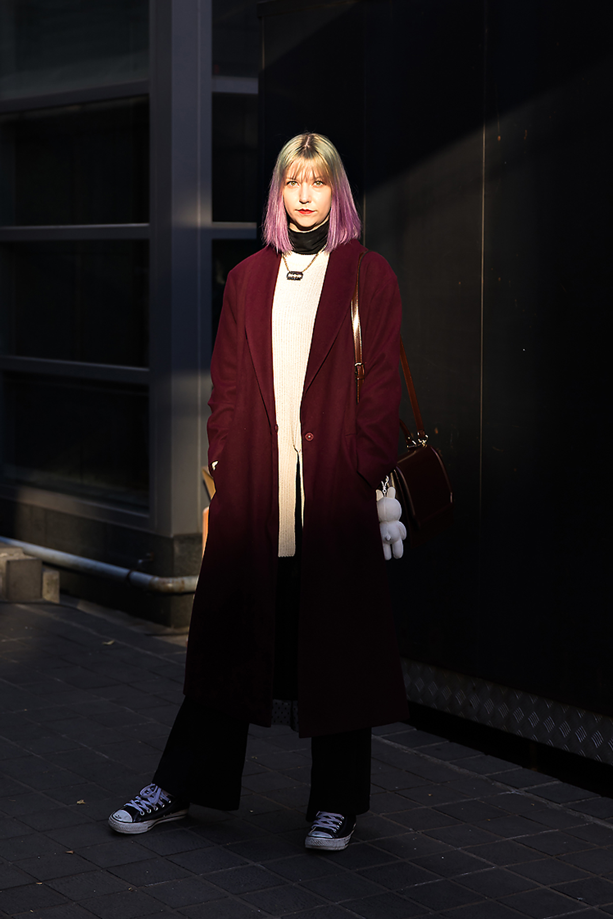 Kate White, Street style women winter 2017 in seoul