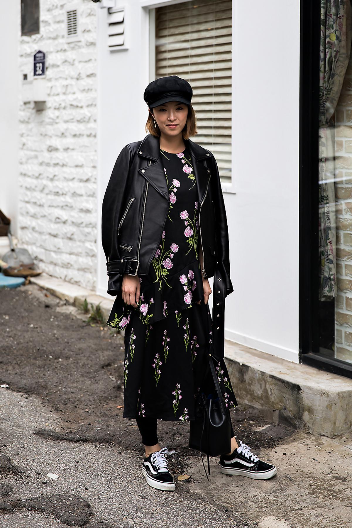 KimThiNguyen, Street style women winter 2017 inseoul