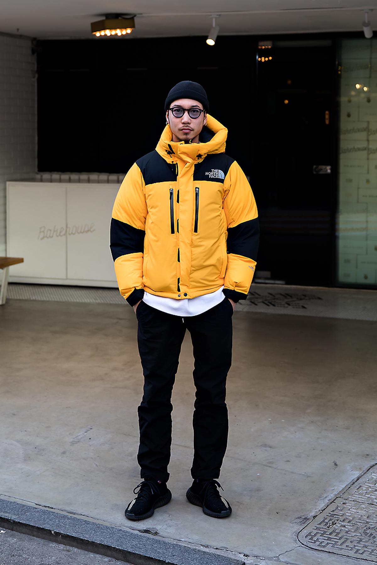 Takumi, Street style men winter 2017 inseoul