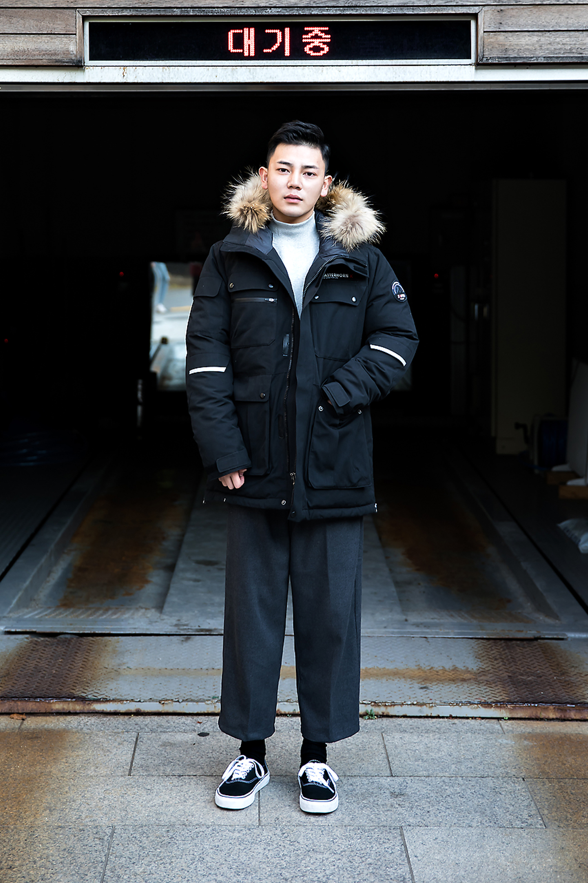 ZYC, Street style men fall 2017 in seoul