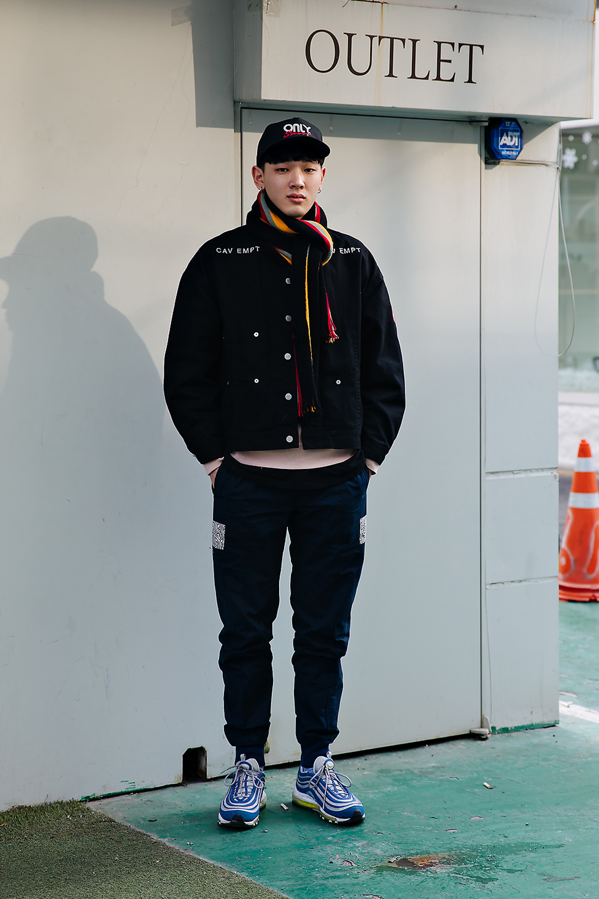 Jung Sooyoung, Street style men winter 2017-2018 inseoul