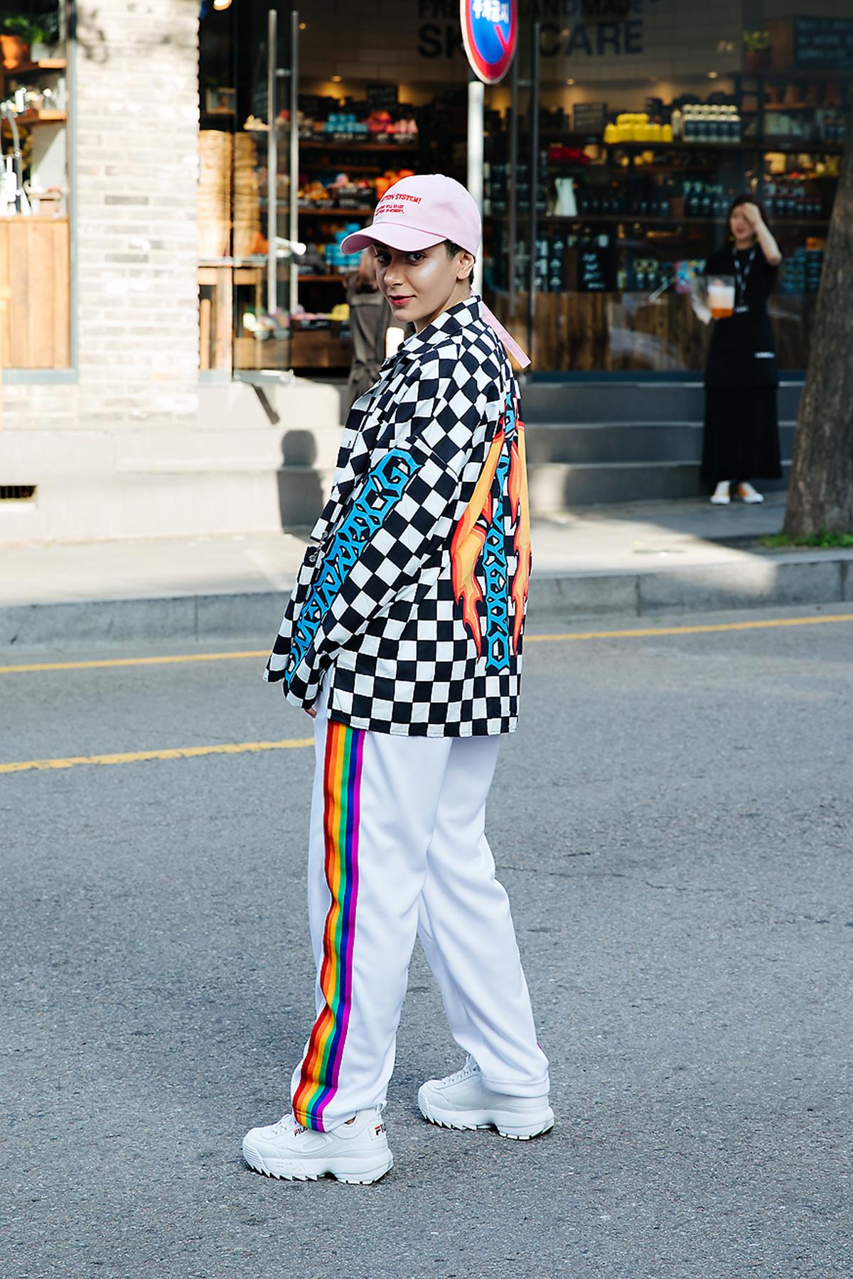 Noah, Street style women spring 2018 in seoul