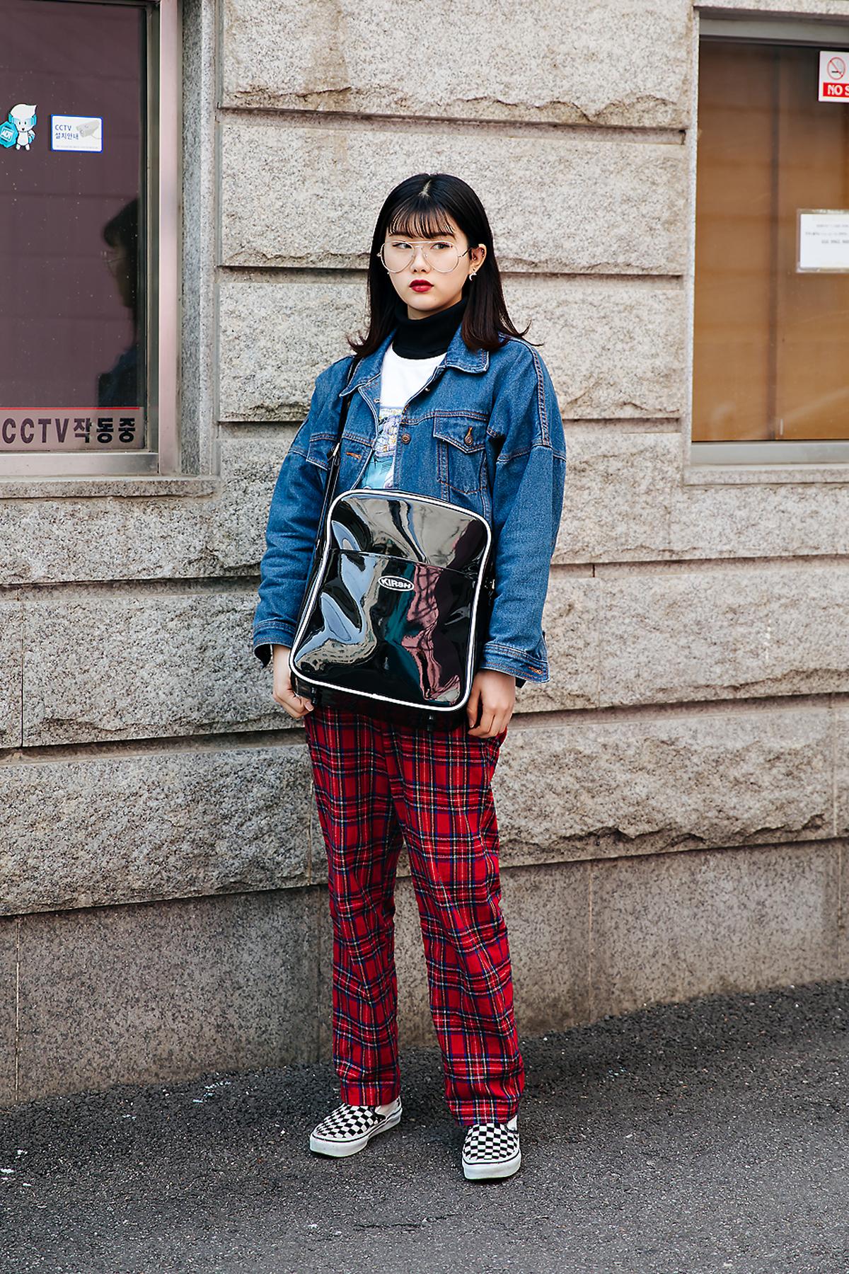 Asami, Street style women spring 2018 in seoul