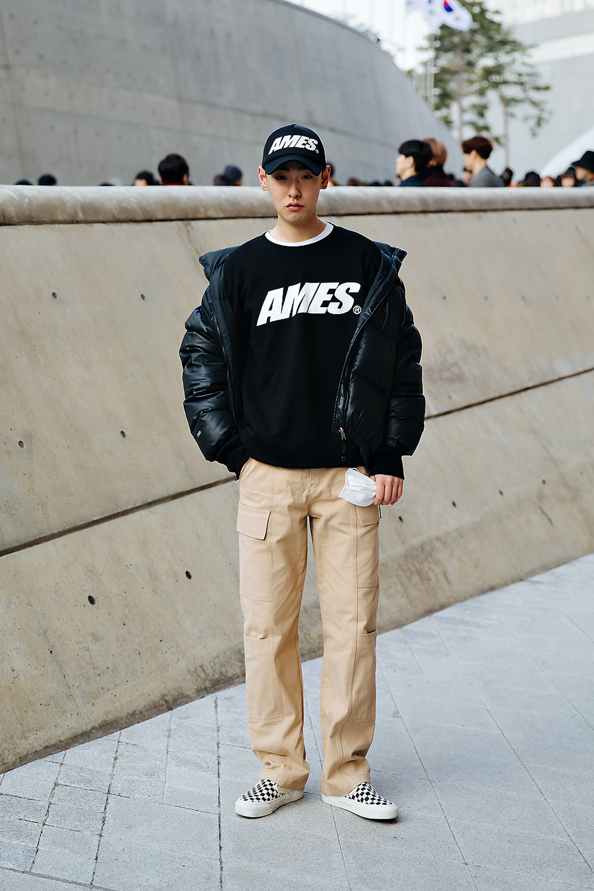 Bang Juho, SEOUL FASHION WEEK STREETWEAR MENS 2018FW