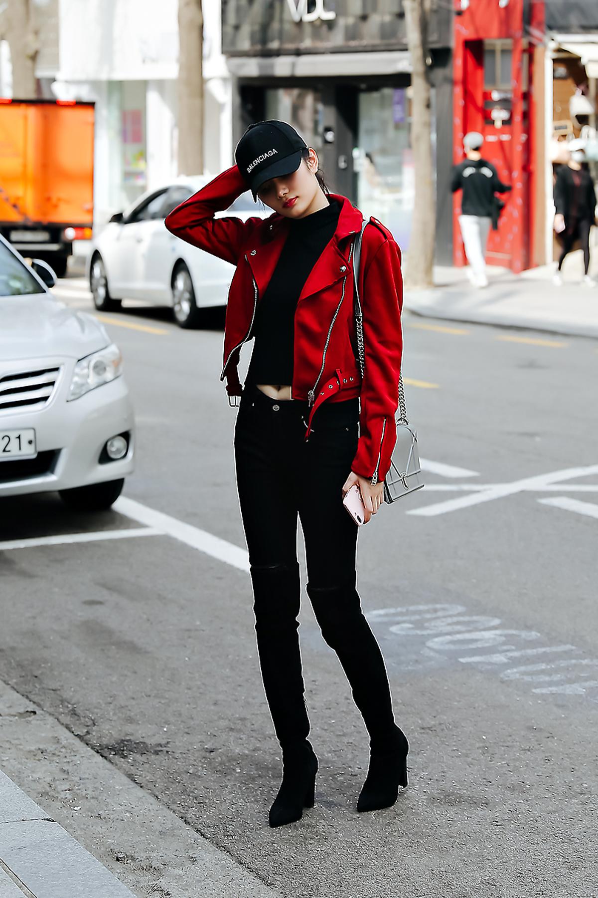 dieu linh, Street style women spring 2018 in seoul