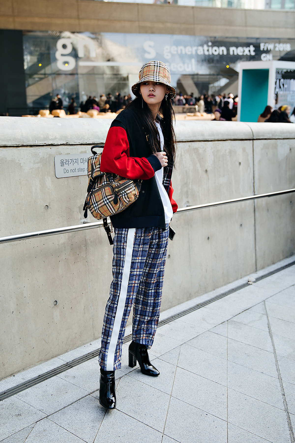 Ellis Ahn, SEOUL FASHION WEEK STREETWEAR WOMENS 2018FW